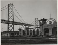 The Embarcadero between Brannan and Bryant Streets, San Francisco