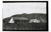 Buildings on Rancho Santa Anita