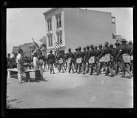 Spanish-American War volunteer infantry, San Francisco