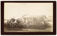 Mr. C. J. Frese's house in Pasadena