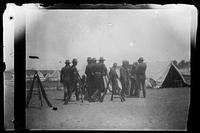 Troops at Camp Merritt, San Francisco