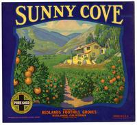 Sunny Cove, Redland Foothill Groves, Redlands, California