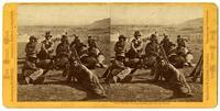 Warm Spring Indian Scouts in Camp