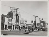 Northeast corner of Alexandria Avenue and West 6th Street