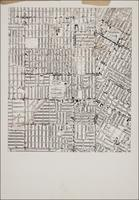 Section of the Hollywood and Los Angeles quadrangles, 6-minute series