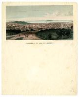 Panorama of San Francisco.