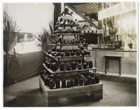 Canning industry exhibition, State Fair, Sacramento, California, circa 1902