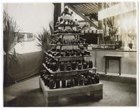 Canning industry exhibition, State Fair, Sacramento, California, circa 1902