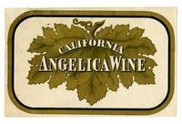 California Angelica Wine