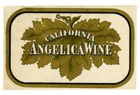California Angelica Wine