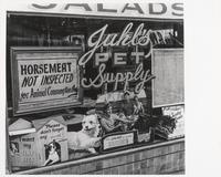Juhl's Pet Supply, Fillmore Street, San Francisco
