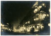 Chinatown at night, San Francisco