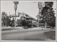 Northwest corner of Harvard and West 21st Street