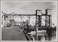 Canneries, Terminal Island, looking east