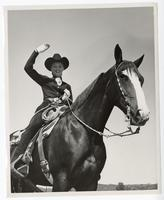 Heather Hodson, 19, Queen, 4th Annual Grand National Quarter horse Show and Sale