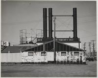 Pacific Gas and Electric station at Fishermen's Wharf, Beach and Taylor Streets, San Francisco