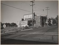 Billboards, Auburn, Placer County, California