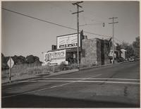 Billboards, Auburn, Placer County, California