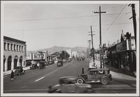 Looking north on Vermont Avenue from Santa Monica Boulevard