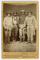 Shacknasty Jim, Hooka Jim, Steamboat Frank, Fairchild