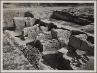 Unidentified foundation ruins