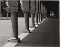 Stanford University, Inner Quadrangle, Santa Clara County, California
