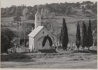 Serbian Church, Jackson, Amador County, California