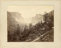 Eadweard Muybridge mammoth plate photographs of Yosemite