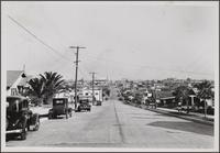 Looking east from Meyler and 6th Streets, San Pedro