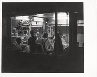 Nisei Barber Shop, 1615 A Post Street, San Francisco
