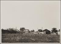 Northwest of Lagoon Avenue and C Street, Wilmington; typical old house from the 1860s