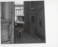 African-American boy, San Francisco