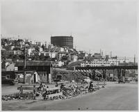 Army Street and Bayshore Boulevard, Potrero Hill, San Francisco