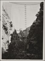 Pacoima Dam from below