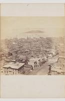 Panorama of San Francisco from California Street Hill (E)
