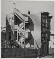 19th and Texas Streets, Potrero Hill, San Francisco