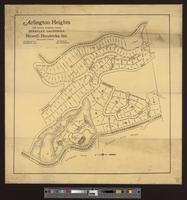 Arlington Heights, the scenic-wonder tract, Berkeley, California