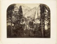 Yosemite Falls from the Upper House