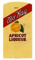 Bo Kay apricot liqueur