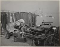 Allemand Brothers Boat Repair, Hunters Point, San Francisco