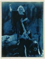 Scene from Cecil B. DeMille's The Ten Commandments