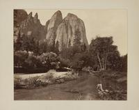 Cathedral Rocks, Valley of the Yosemite