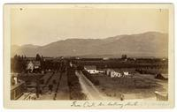 Pasadena, Fair Oaks Avenue looking north from Colorado tract