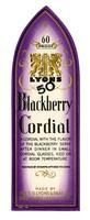Lyons blackberry cordial, The E. G. Lyons & Raas Co., San Francisco