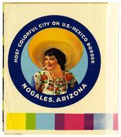 Nogales, Arizona label