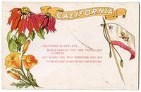California Fruit and Flowers