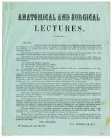 Anatomical and surgical lectures.