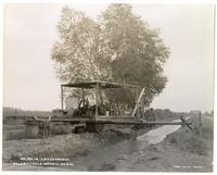 A Ditch Dredge, Near Holtville, Imperial County, California