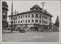 Southwest corner of Pico Boulevard and Union Avenue