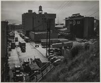 Globe Mills, Francisco Street, San Francisco